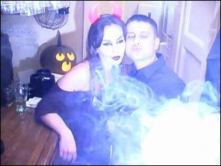 Excalibur Bar: Halloween party