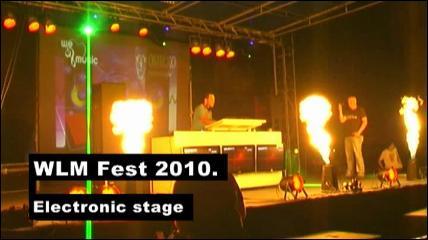 WLM 2010. ELECTRONIC